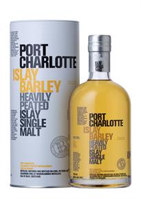 Port Charlotte Scotch Single Malt Islay Barley Heavily...